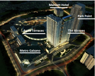The Alcoves 2BR GRAND CORNER SUITE by Ayala Land Premier